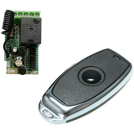 Universal RF Remote Control Switch AK-RK01SX-12+AK-J027*1