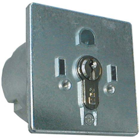 UNIVERSAL-Schlüsselschalter +PHZ UP