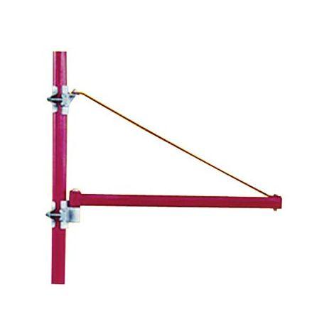 Universal Schwenkarm für Seilwinden Seilzug Hebezug Flaschenzug Träger Profi von Warrior max. 600 kg