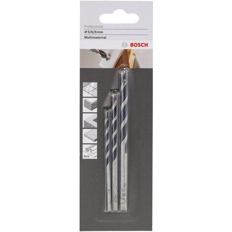 Universal taladro Bosch 'Profiline' - 3 piezas