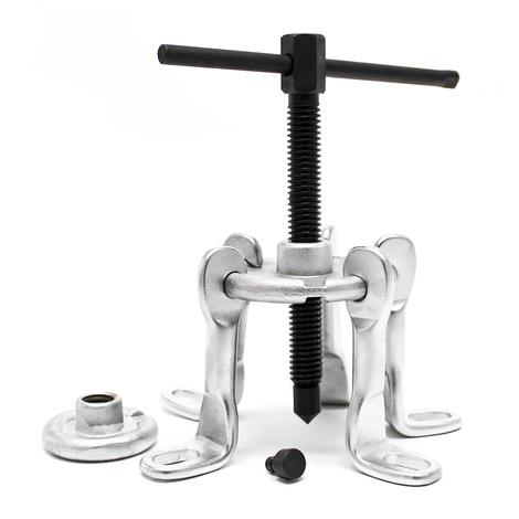 Universal wheel hub puller kit 5-legs extractor automobile tool wheel hub forged
