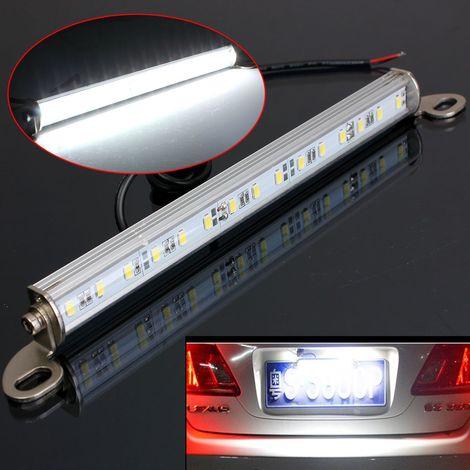 Universel 12V 15-LED éclairage Plaque d'immatriculation Xenon Pour Camion Remorque