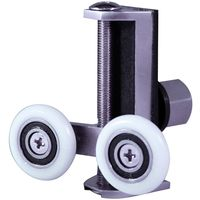 Uniwheel Sliding Shower Door Runner Roller - Pack of 1
