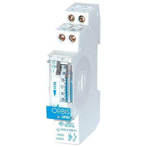 Orbis UNO QRD Interruptor de Tiempo con caballeros 1 Módulo OB400232