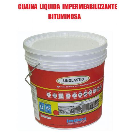 Unolastic Guaina Liquida Impermeabilizzante Bituminosa - Italfrom