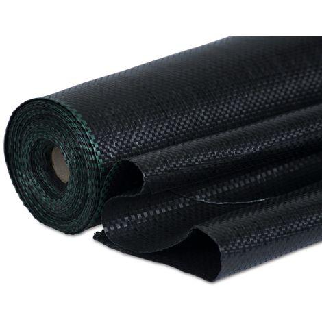 Unterbodengewebe als Unkrautschutz 10x2m