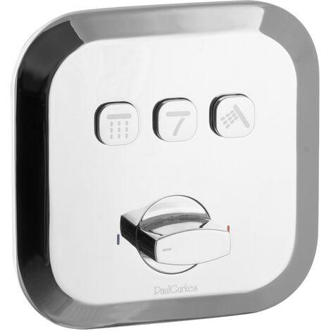 Unterputz 3-Wege Shower Action Select Armatur für Grundkörper PGBASIC