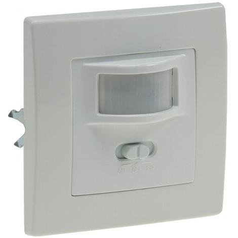 Unterputz Bewegungsmelder 160° UP LED 2 Draht PIR Infrarot