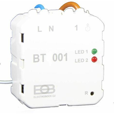 Unterputz Funk-Empfänger BT001 für Funk-Thermostat Infrarotheizung