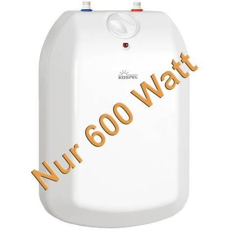 untertisch speicher 5 liter boiler druckfest nur 600 watt. Black Bedroom Furniture Sets. Home Design Ideas
