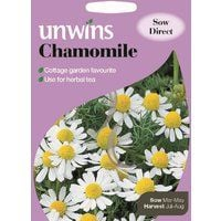 Unwins Pictorial Packet - Herb Chamomile - 700 Seeds
