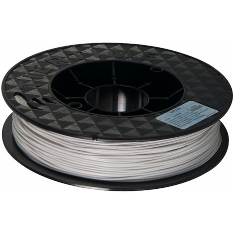UP 500g Spool of Pompeii Grey PLA Filament Material Pack of 2