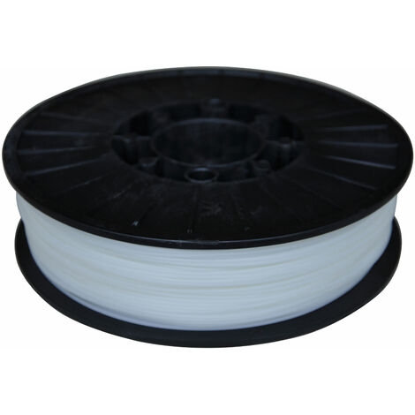 UP 500g Spool of White ABS Plus Material Pack of 2
