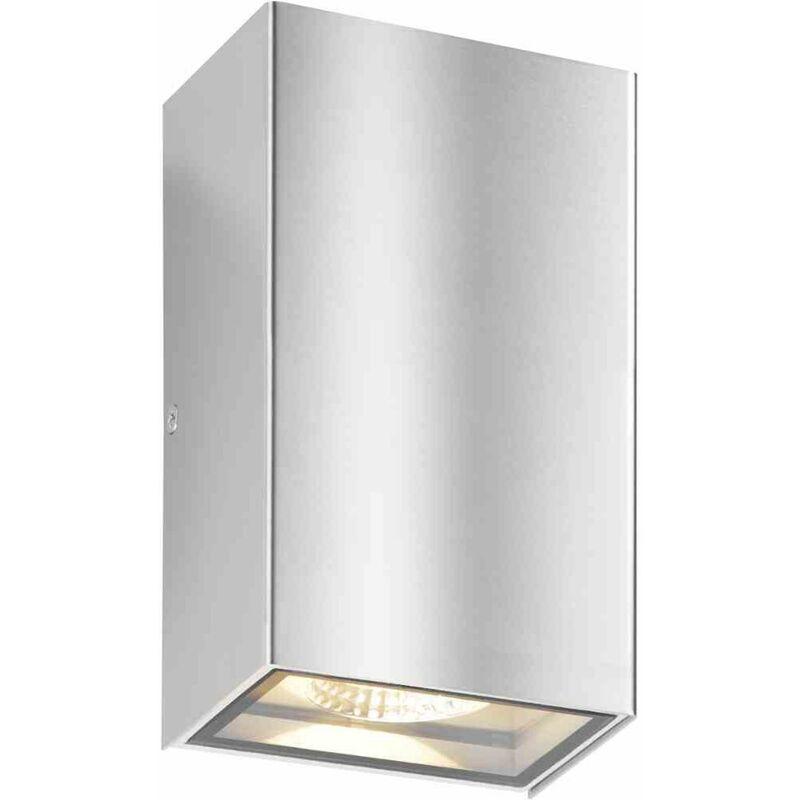 Up & Down LED-Wandleuchte 2x6W Außenleuchte Leuchte Lampe Beleuchtung Licht TOP - LCD