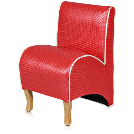 Upholstered armchair Children's sofa Children's furniture Armchair TV chair red