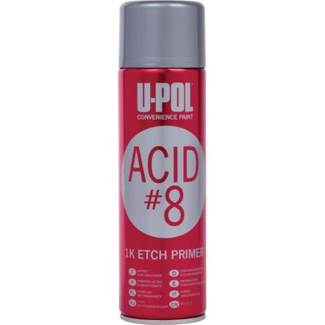 UPOL - Apprêt d'accrochage 450ml - ACID/AL