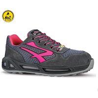 quality design ac32b 86860 Upower verok red carpet scarpe antinfortunistiche da donna