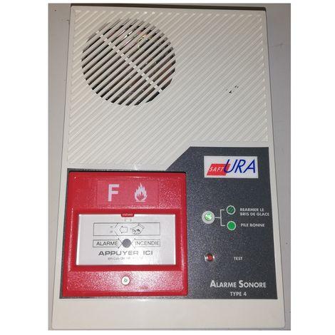 Ura 954318 Audible alarm Panel T4 CP - batterry