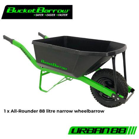 URBAN88 Wheel Barrow 88L (Only) - BucketBarrow