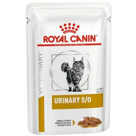 Urinary S/O buste umido salsa gatto Royal Canin 12x85 gr