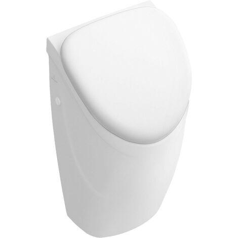 Urinoir à action siphonique O.novo compact 290 x 495 x 245 mm