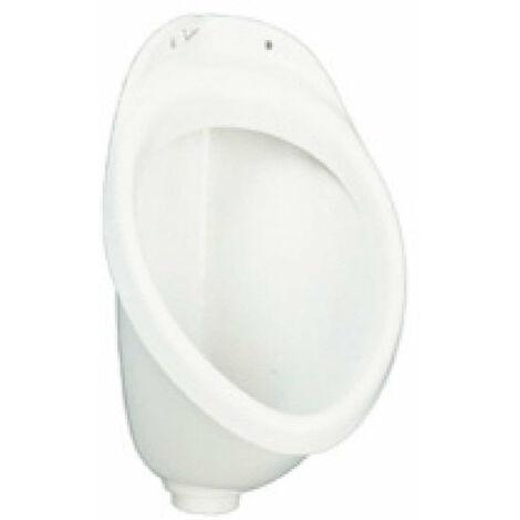 Urinoir d'angle ANGLE Ceramique blanc, PORCHER, Ref. P265101