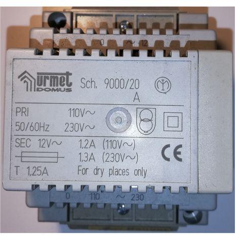Urmet 1042/20 Power Supply - Rail DIN - 38VA DIG Easy2wire