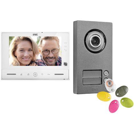 urmet 172372 | urmet 172372 - kit vidéo note 2 couleur 2 bouton