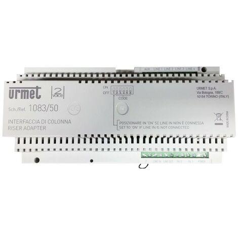 URMET 2VOICE Interface colonne 1083/50