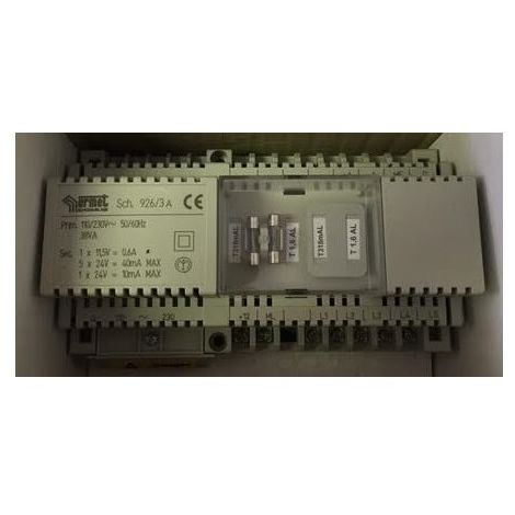 Urmet 926/3 - Power Supply 38Va for intErcom electronic