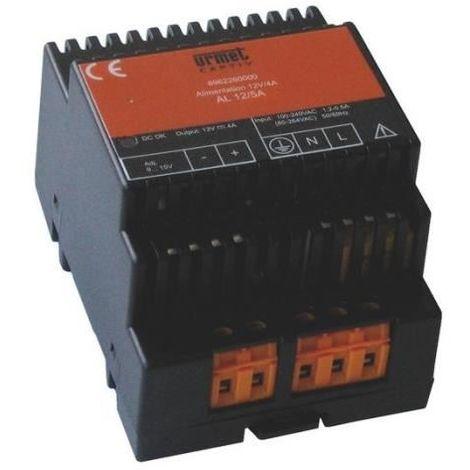 Urmet AL12/5A Power Supply 12Vcc 4/5A