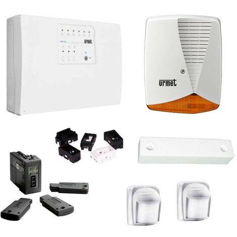 URMET KIT Antifurto Easy IR sensori kit chiave e sirena