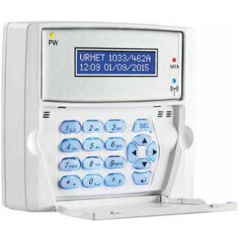 URMET Marcador telefónico GSM de 4 canales