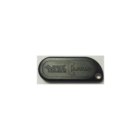 Urmet Starprox / 2 - berührungslose Schlüssel schwarz CAPTIV - Altes Modell
