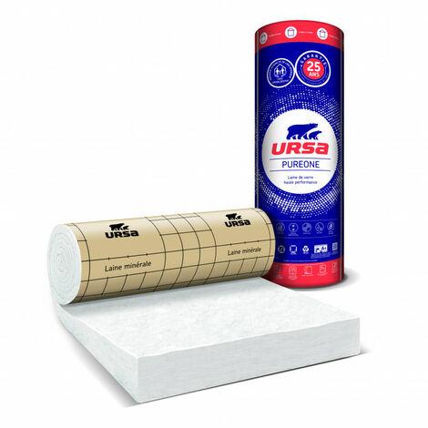 URSA PURE 38 RP   Ep.300mm 1,2mx2,7m   R=8.00 - paquet(s) de 3.24m²