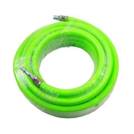 US PRO 8mm X 10 Meters Hi-Vis Quick Release Air Hose 15 BAR 8174