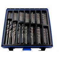 US PRO Tools 99pc Metric HSS Drill Bit Set Bits NEW 2644