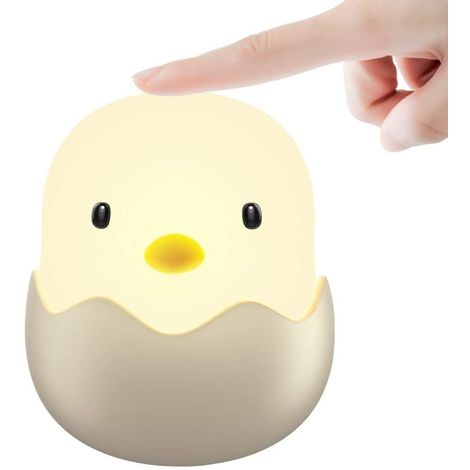 """main image of """"USB Rechareable Touch Sensor LED Dimmer Lamp for Feeding Bedroom, Living Room and Nursery Reading yellow - Beige"""""""