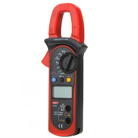 UT203 Digital Clamp Multimeter (shipping without battery)