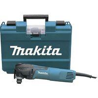 Utensile multifunzione MAKITA 320W + Con valigetta - TM3010CK