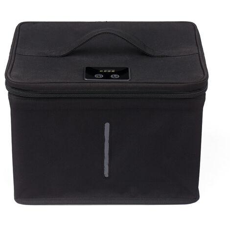 Uv Nettoyage Sac Voyage Reglage De La Minuterie De Securite Propre Capteur Uv Pliable Box Pour On The Go Hotel Home Office