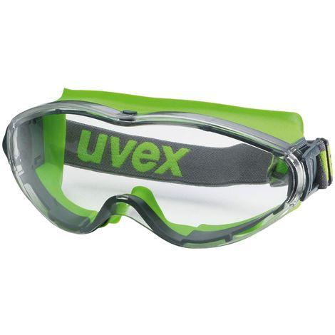 R/ésistantes aux Rayures Certifi/ées NF en 166 170 Oculaire en Polycarbonate Incolore Lentilles Antibu/ée L/égeres Protection UV400 Produits Chimiques Lunettes de Protection uvex i-3