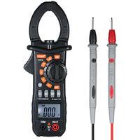 Uyigao Pince Multimetre Numerique Mesure Ac / Dc Tension Ac Courant Resistance De Continuite Diode Testeur