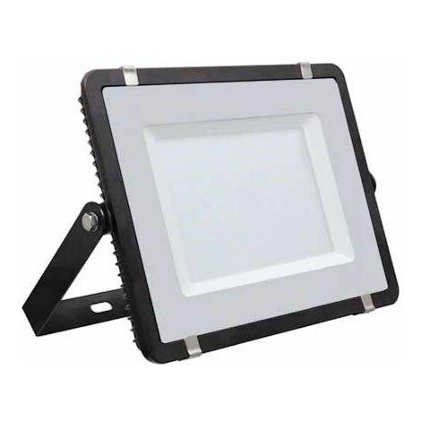 V-TAC PRO VT-150 Projecteur LED 150W slim noir Chip Samsung SMD blanc froid 6400K - SKU 477