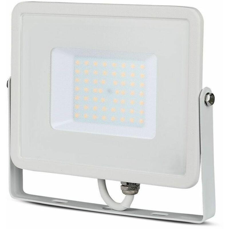 Faro LED SMD Chip Samsung 50W Colore Bianco 4000K IP65 - V-tac