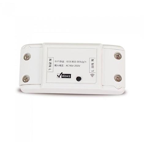 V-TAC Smart Home VT-5008 Commutateur Wifi fonctionne avec smartphone - sku 8422