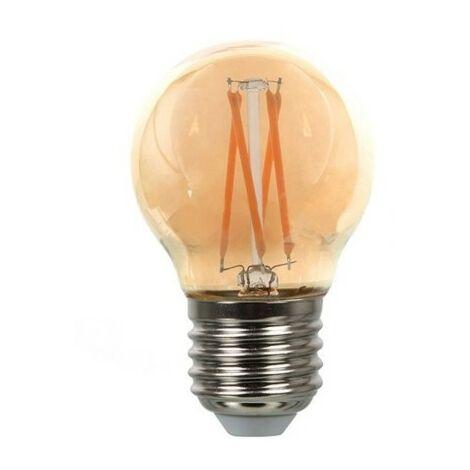 Lampara Ilumin Led Esferica E27 4W 350Lm 2200K Vintage V-Tac