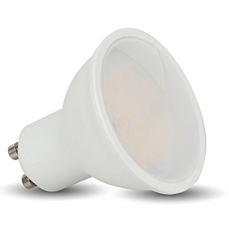 Degrés Sku Smd 7w Blanc Led Tac Froid 2887d Gu10 V Dimmable Vt Ampoule 110 1671 thQrdsC