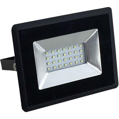 V-TAC VT-4021 projecteur led smd 20W blanc chaud 3000K E-Series ultra slim blanc IP65 - SKU 5949