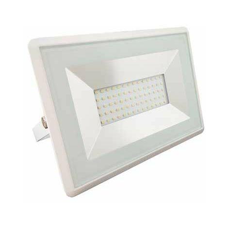V-TAC VT-4051 projecteur led smd 50W blanc neutre 4000K E-Series ultra slim blanc IP65 - SKU 5962